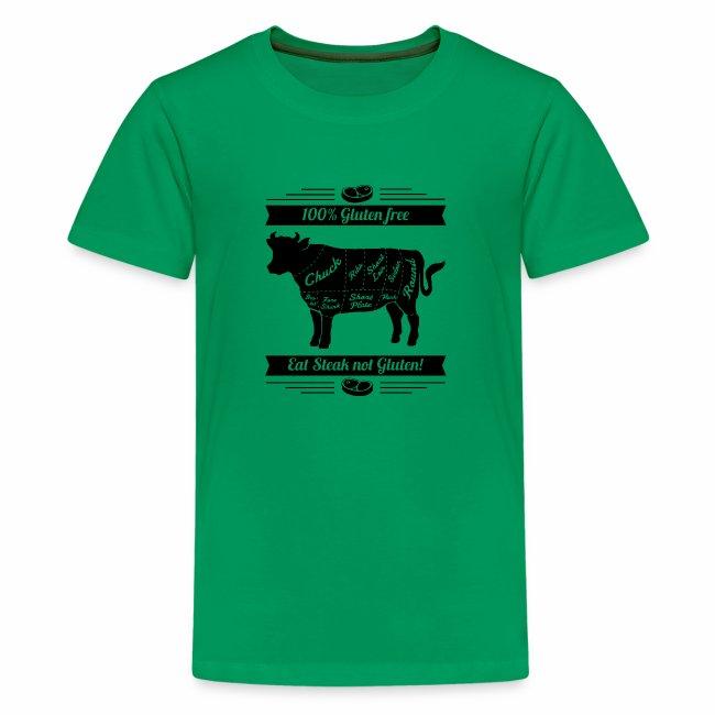 Humorvolles Design für Fleischliebhaber