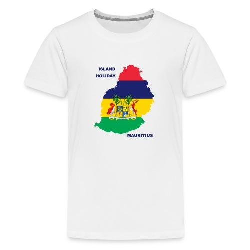 Mauritius Island Holiday - Teenager Premium T-Shirt