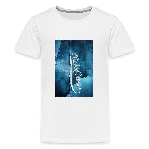 SamsungS4Cover4 jpg - Teenager Premium T-shirt