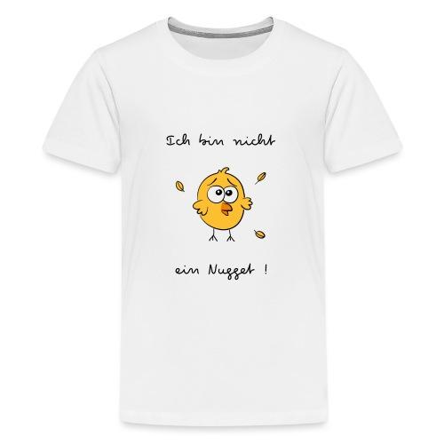 ich bin nicht ein nugget - T-shirt Premium Ado