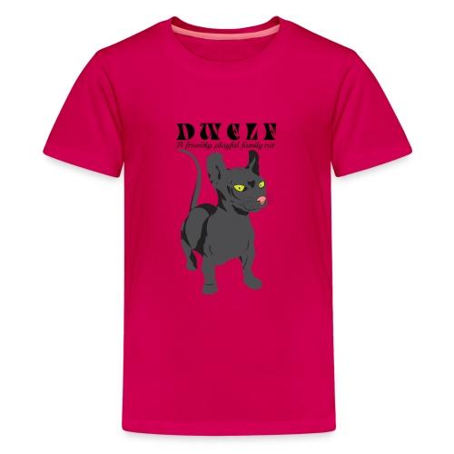 DWELF - Teinien premium t-paita