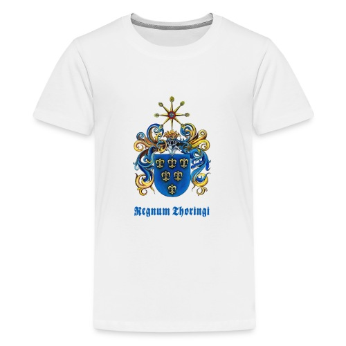 Regnum Thoringi - Teenager Premium T-Shirt