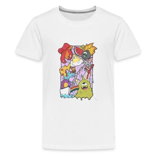 bobby land - T-shirt Premium Ado