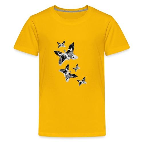 Schmetterlinge - Teenager Premium T-Shirt