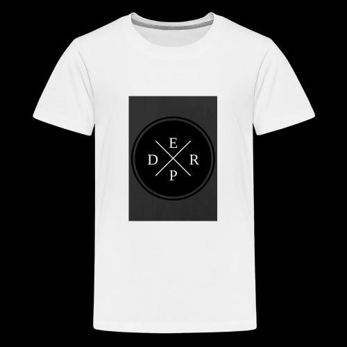 Derpy tee - Premium-T-shirt tonåring