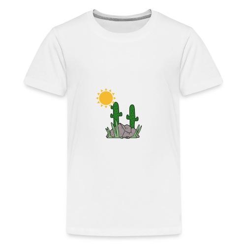 GOURDE - T-shirt Premium Ado