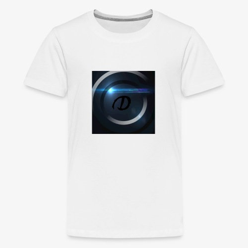 DeutschHD Logo - Teenager Premium T-Shirt