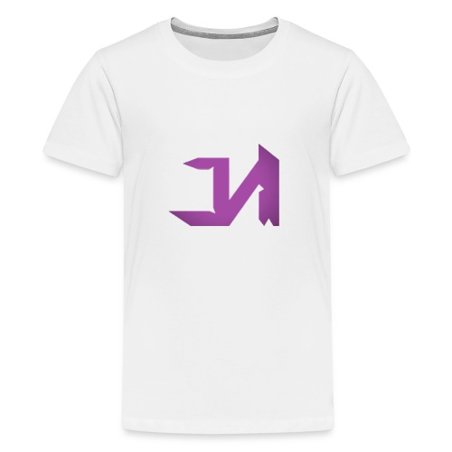Female J&M Clan T-Shirt - Teenage Premium T-Shirt