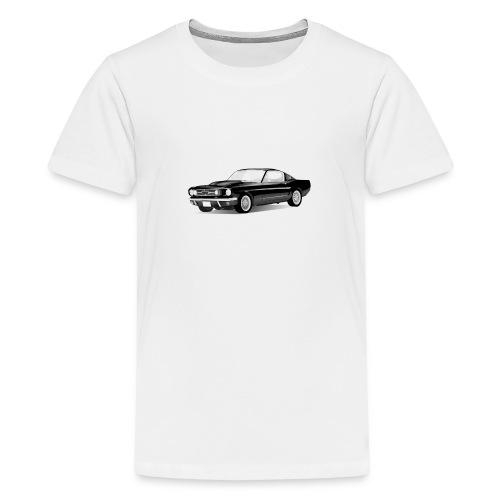 sport auto - Teenager Premium T-shirt
