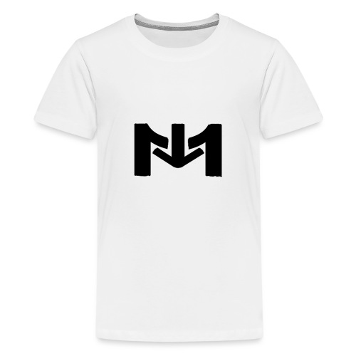 LOGO mousta - T-shirt Premium Ado