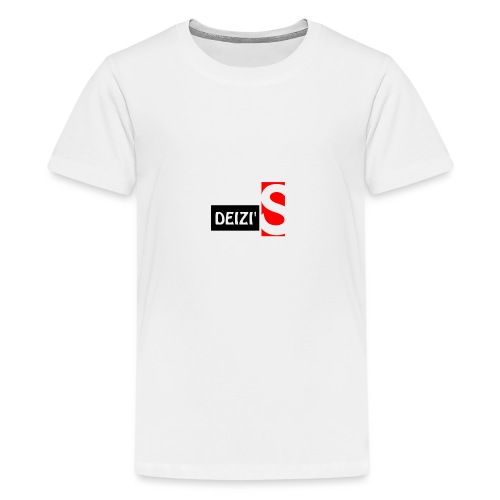 deizis Large Slim - Teinien premium t-paita