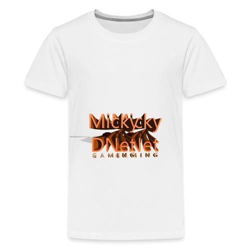 Gaming Cup - Teenage Premium T-Shirt