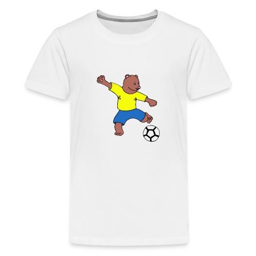 Bill le footballeur - T-shirt Premium Ado
