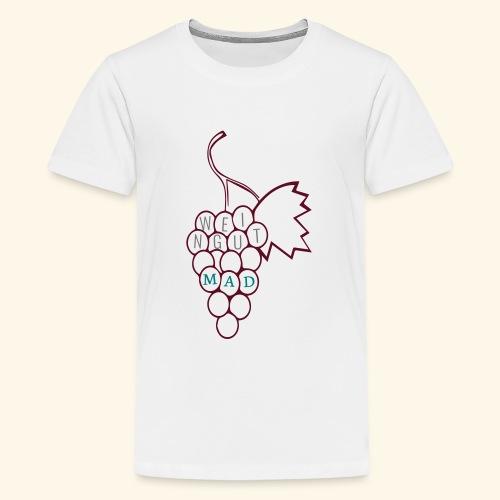 Traube - Teenager Premium T-Shirt
