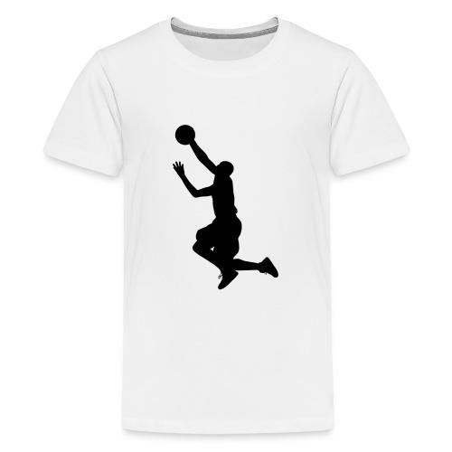 BALONCESTO - Camiseta premium adolescente