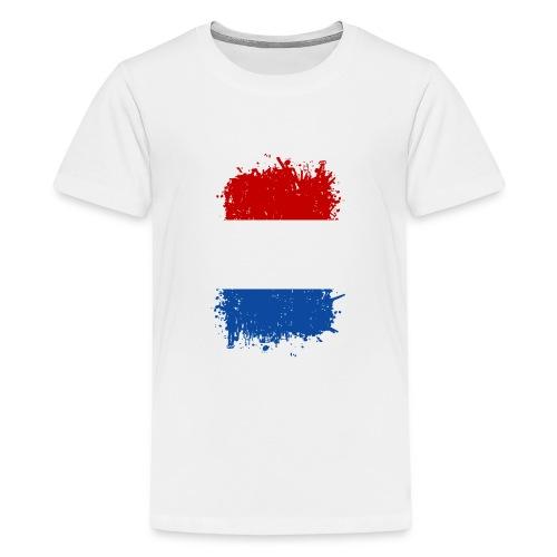 Niederlande - Teenager Premium T-Shirt