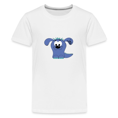 Jutzi - Teenager Premium T-Shirt