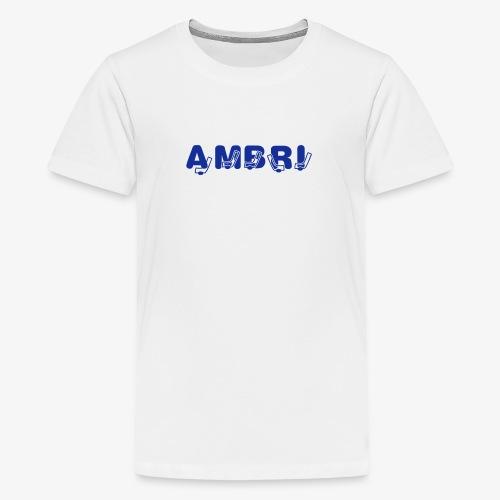 HockeyStick-AMBRI-Shirt - Teenager Premium T-Shirt