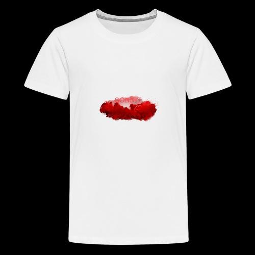 Sonnit Smoke Crown - Teenage Premium T-Shirt