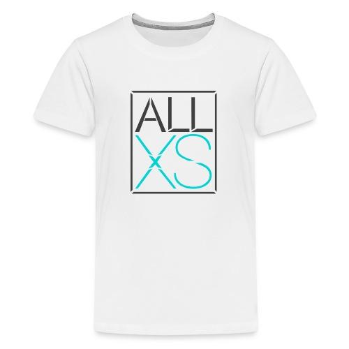 Black and Blue basic - Teenager Premium T-shirt