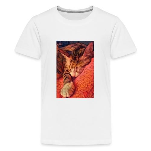 Honey_1 - Teenager Premium T-Shirt