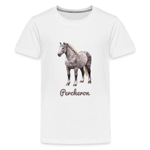 Percheron - Teenager Premium T-Shirt