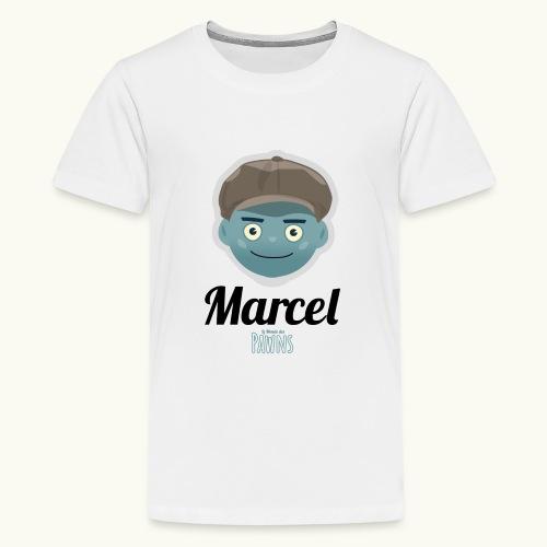 Marcel (Le monde des Pawns) - T-shirt Premium Ado