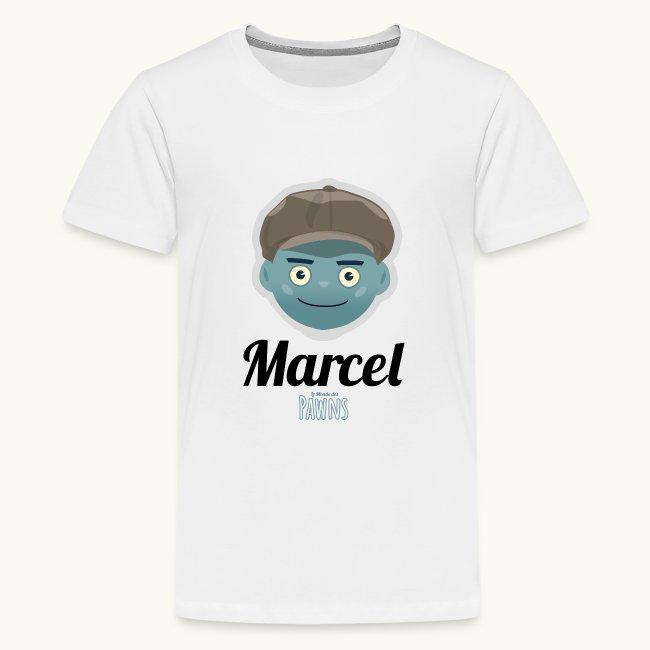 Marcel (Le monde des Pawns)