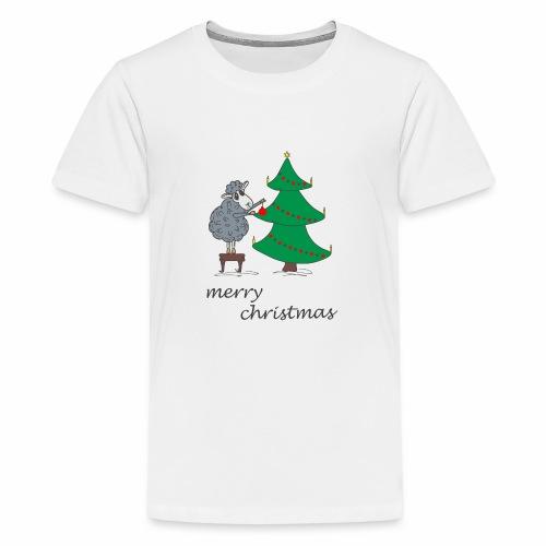 MerrySheep - Koszulka młodzieżowa Premium