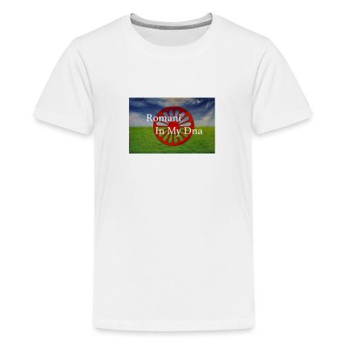 flagromaniinmydna - Premium-T-shirt tonåring