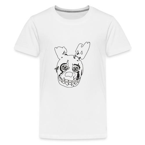 cabeza de springtramp - Camiseta premium adolescente