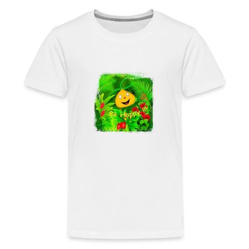 Tikiki est heureuse !!! - T-shirt Premium Ado