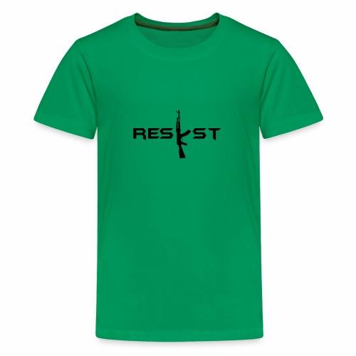 resist - T-shirt Premium Ado