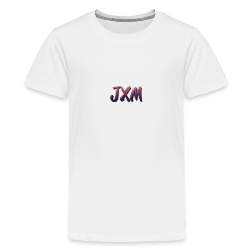 JXM Logo - Teenage Premium T-Shirt