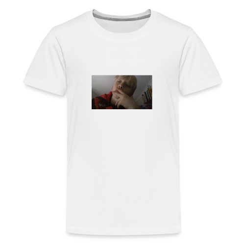 Henrymccutcheon picture merch - Teenage Premium T-Shirt