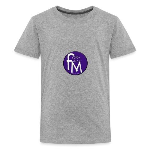 FM - Teenage Premium T-Shirt
