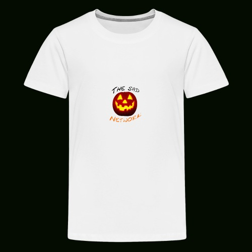 Halloween merch - Teenage Premium T-Shirt