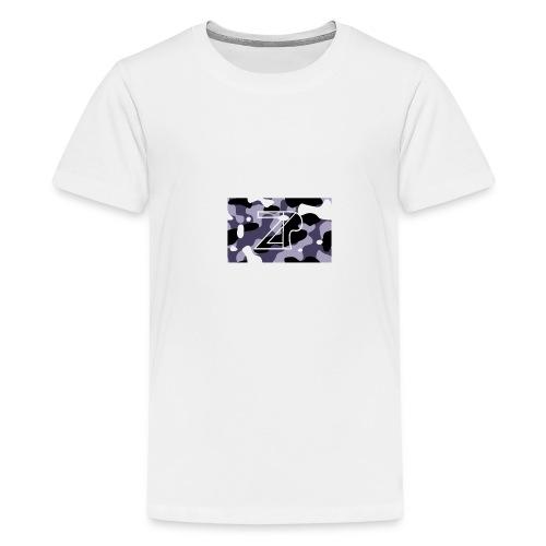 zp logo - Teenage Premium T-Shirt