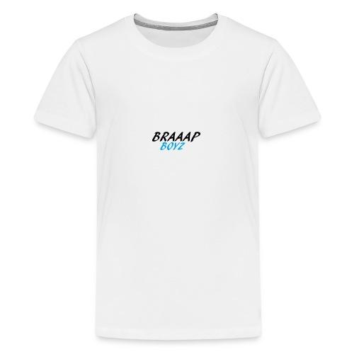 Braaap Boyz orginal - Premium-T-shirt tonåring