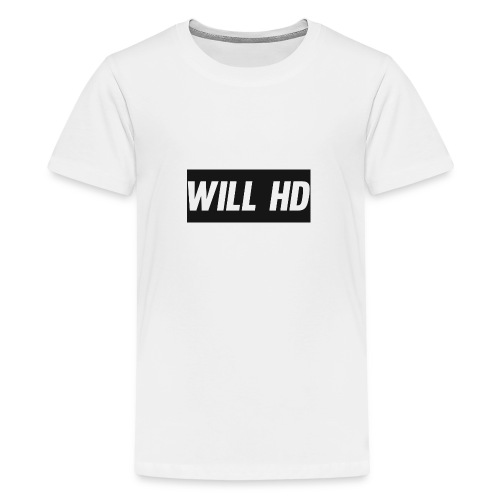 Will HD merch - Teenage Premium T-Shirt
