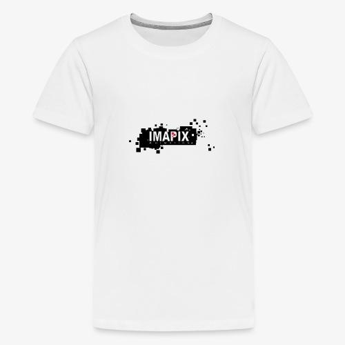 IMAPIX ANIMATION Rectro02 - T-shirt Premium Ado