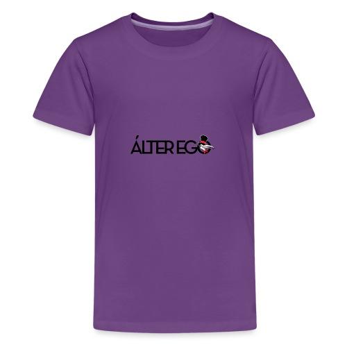 ÁLTER EGO - Camiseta premium adolescente