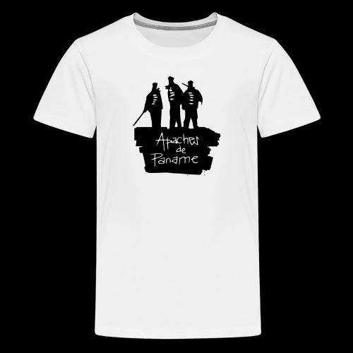Apaches de Paname - T-shirt Premium Ado