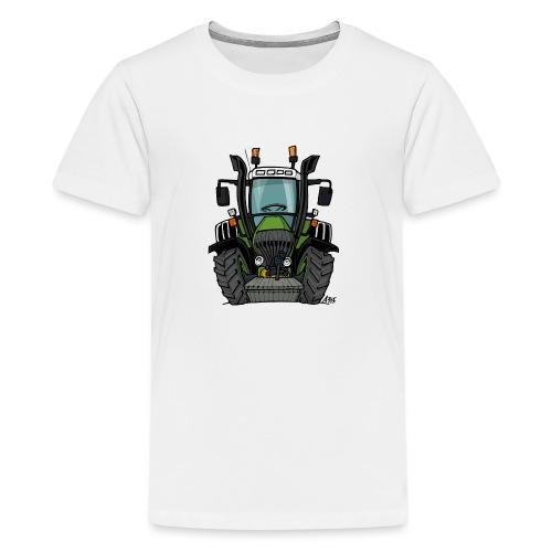 0062 F - Teenager Premium T-shirt