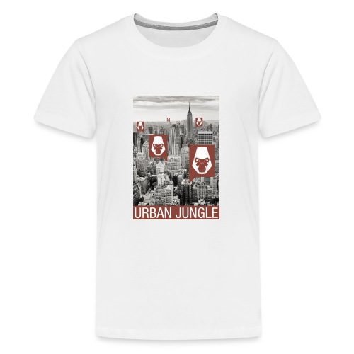 Urban Jungle UG - Teenage Premium T-Shirt