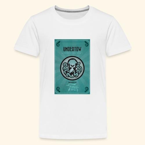 undertow jpg - Teenager Premium T-Shirt