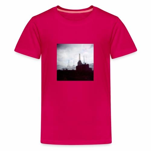 Original Artist design * Battersea - Teenage Premium T-Shirt