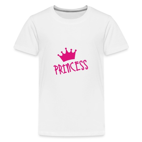 Princess - Teenager Premium T-Shirt