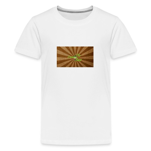 THELUMBERJACKS - Teenage Premium T-Shirt