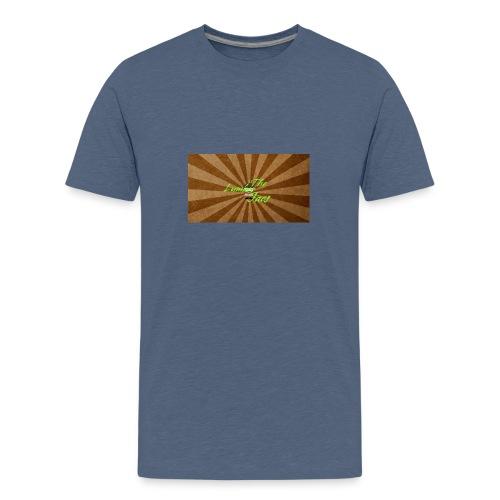 THELUMBERJACKS - Teenage Premium T-Shirt